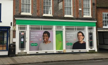 Specsavers to open Mon 24th Feb
