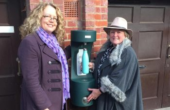 Water Refill Station for Higginson Park