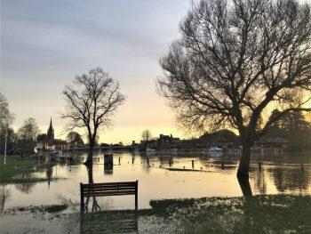 Marlow Flood Alert – UPDATE