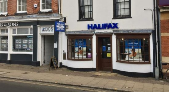 Halifax in Marlow to close on 4th May
