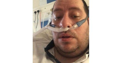 Important message from Marlow resident in ICU with Covid-19