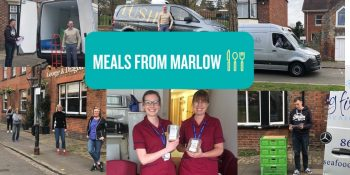 Meals from Marlow – feeding the frontline workers and more