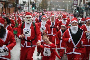 "2020 Santa's Fun Run – will be ""virtually real"""
