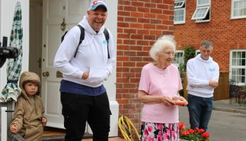Meals From Marlow – 75,000th meal delivered, with exciting news!