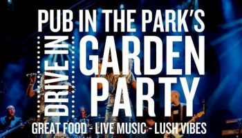 Pub in the Park's drive in Garden Party – one week to go!