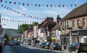 Marlow's pedestrian flow moves with the times
