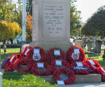 No public Remembrance Day events this autumn