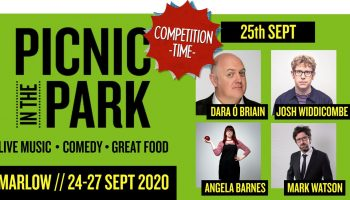 *WIN TICKETS* to Picnic in the Park