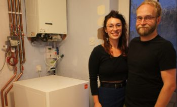 Marlow residents trial world's first Zero-Emission Boiler