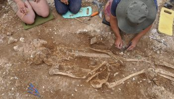 """""""The Marlow Warlord"""" exciting Anglo-Saxon burial site discovered"""