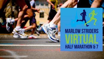 Marlow Half Marathon – goes virtual!