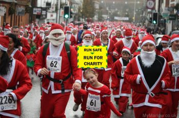 Marlow Santa Fun Run 2020 – updates