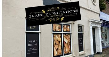Grape Expectations Independent Wine Merchants coming soon…