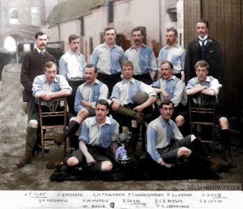 Happy 150th Birthday Marlow FC!