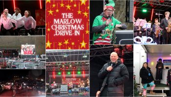Marlow Christmas Drive-in Festival, now sadly cancelled