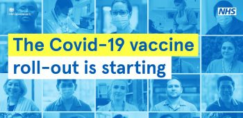 Getting the Covid-19 Vaccine in Marlow