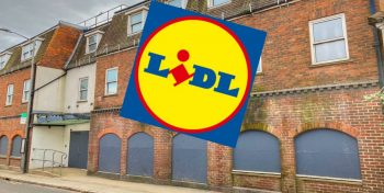 *EXCLUSIVE* Plans for a new LIDL in Marlow!
