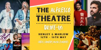 COMING SOON: The Alfresco Theatre Drive-in Tour!