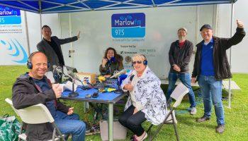 Happy 10th Birthday to Marlow FM!