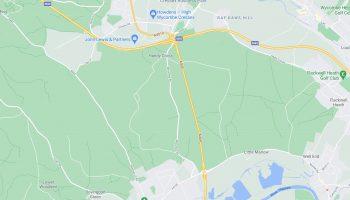 A404 Marlow Bypass resurfacing work 17 May-18 Jun