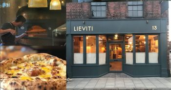 Lieviti – opens today for takeaway