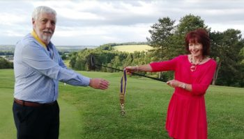 New President as Marlow Thames Rotary Club celebrate an extraordinary year