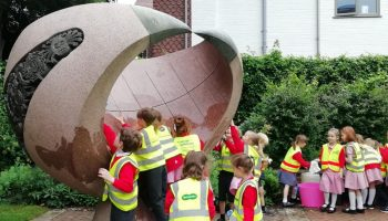 Marlow schoolchildren create group 'Act of Service' for Marlow community
