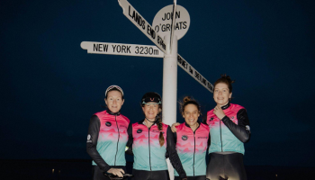 The InternationElles to take part in the Marlow Red Kite Ride