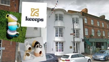 Keeeps to open pottery store and workshop