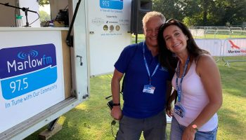 Marlow FM shortlisted in national radio awards