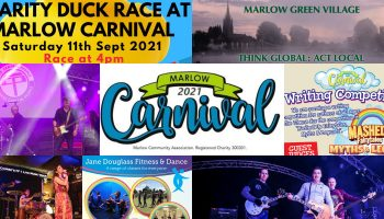 Marlow Carnival 2021 – our preview!