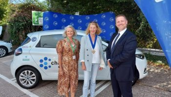 Innovative wireless electric vehicle charging comes to Marlow