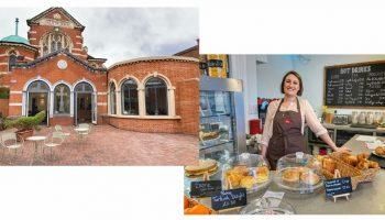 The Ark Café opens today