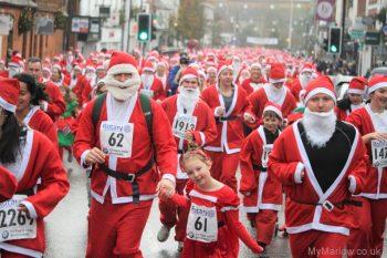 Marlow Santa's Fun Run – UPDATE