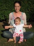 Phenix yoga mum and baby